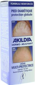Akildia crème multi-protectrice special diabétique 75ml